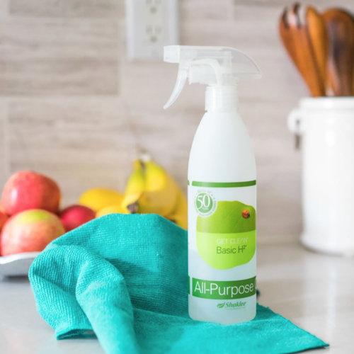 Get the toxins out- Using Green Cleaners