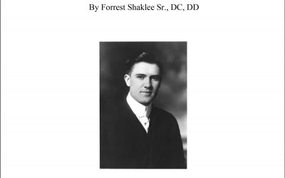 Study Course in Nutrition – directly from Dr. Shaklee