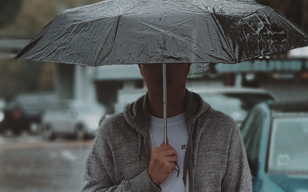 Immune Support: Raincoat with the Umbrella